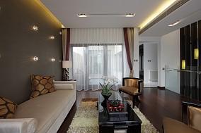 热门面积87平小户型客厅新古典欣赏图片大全