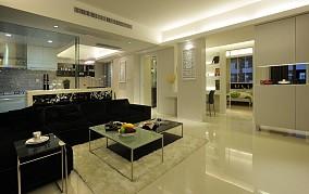 精选72平米现代小户型休闲区装修效果图片欣赏