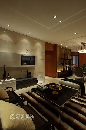 90平米三居休闲区现代装修欣赏图