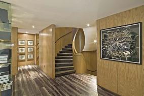 现代风格过道楼梯间设计