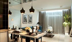 精美面积78平现代二居休闲区装修设计效果图片大全