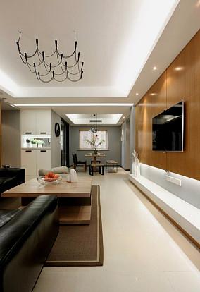 精选87平米二居休闲区现代装修效果图