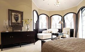 日式别墅卧室设计图