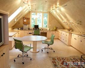 厨房阁楼装修效果图