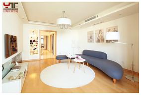 简约家居客厅装修效果图大全2014图片