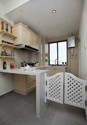 田园小户型厨房装饰图片