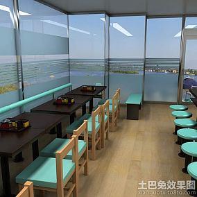 日本快餐厅设计