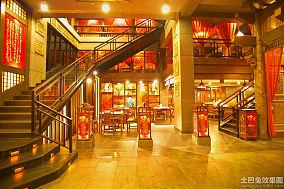 中式酒楼设计效果图