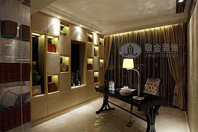 精美81平米日式小户型书房实景图片欣赏