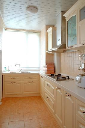 精美小户型厨房美式装修实景图片大全
