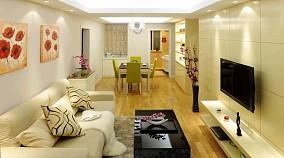 简约风格小户型新房室内设计