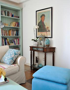 90平米地中海小户型休闲区装饰图片