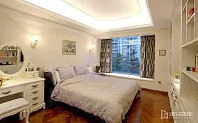 精选面积88平小户型卧室简欧装饰图片欣赏