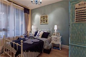 精选小户型卧室地中海欣赏图片