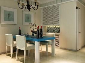 精选地中海小户型餐厅效果图片欣赏
