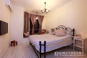 精美地中海小户型卧室装饰图片