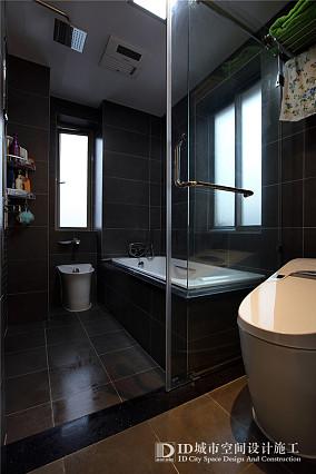热门73平米现代小户型卫生间装饰图