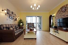 精选地中海一居客厅装饰图片