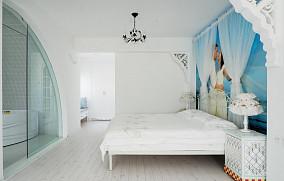 精选111平米地中海复式卧室装修效果图
