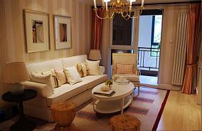 精美简约小户型客厅装修欣赏图