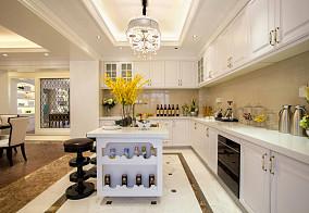精美欧式小户型厨房装修欣赏图片大全