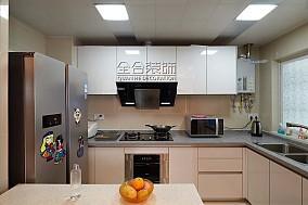 2018东南亚小户型厨房装修效果图