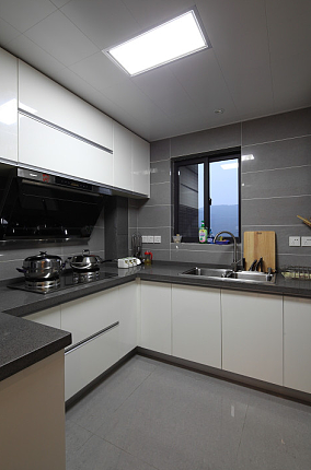 201884平米宜家小户型厨房装修设计效果图片大全