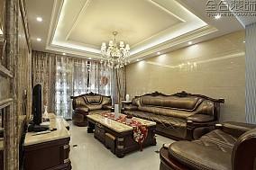 二居休闲区美式装饰图片