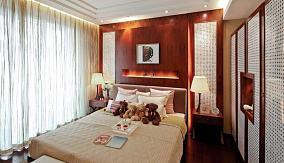 热门简约小户型卧室装修设计效果图片欣赏