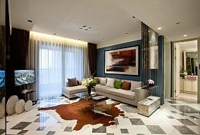精选三居客厅新古典设计效果图