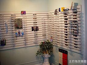 眼镜店效果图
