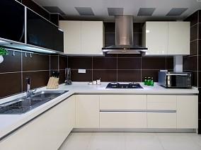 2018现代小户型厨房欣赏图片