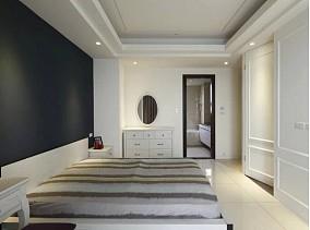 精美大小83平现代二居卧室装饰图片大全
