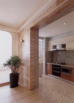 现代风格厨房设计效果图欣赏