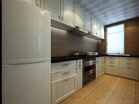 欧式风格厨房设计效果图欣赏大全