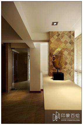 现代简约家装室内过道效果图