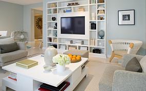 北欧风格家居客厅效果图