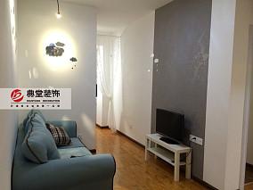 精美公寓休闲区简约欣赏图