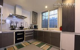 现代简约风格家装厨房设计