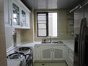 2018精选面积90平小户型厨房欧式装修图片