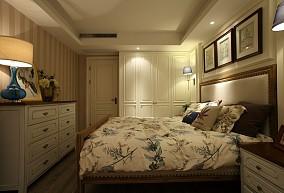 美式格调卧室装修效果图