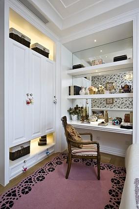 精美复式书房欧式装修设计效果图