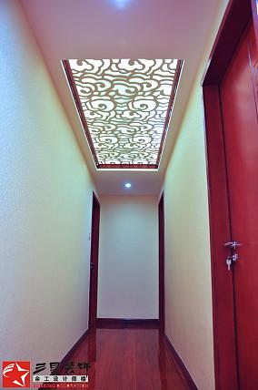 热门77平米中式小户型休闲区装修图片