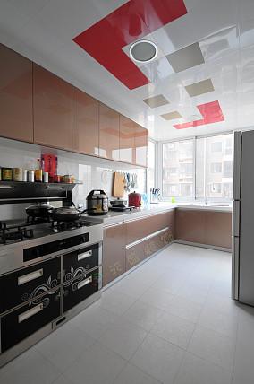 热门宜家小户型厨房装修效果图片欣赏