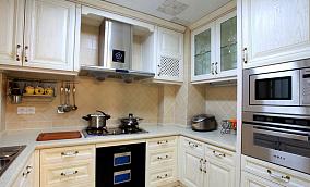 精美欧式小户型厨房欣赏图片大全