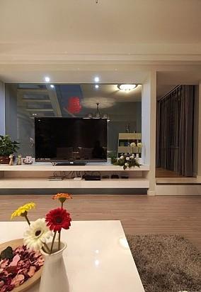 85平米二居休闲区现代装修设计效果图