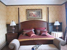 美式风格卧室设计效果图欣赏大全