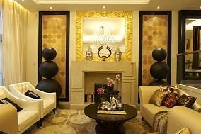 欧式客厅装潢效果图图片欣赏