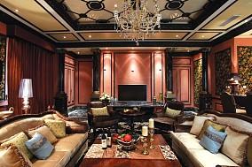 精美小户型休闲区欧式装修设计效果图片欣赏