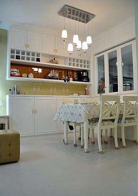 简约风格小餐厅设计效果图大全2014图片